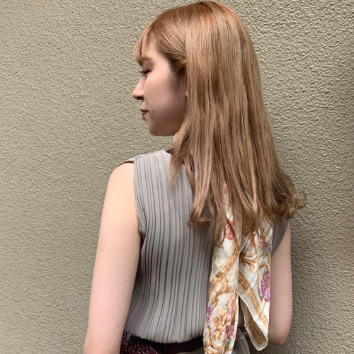 "(LOOK) ""VALENTINO"" flower print scarf"