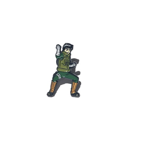 "PINPATCHINC""Rock Lee"""
