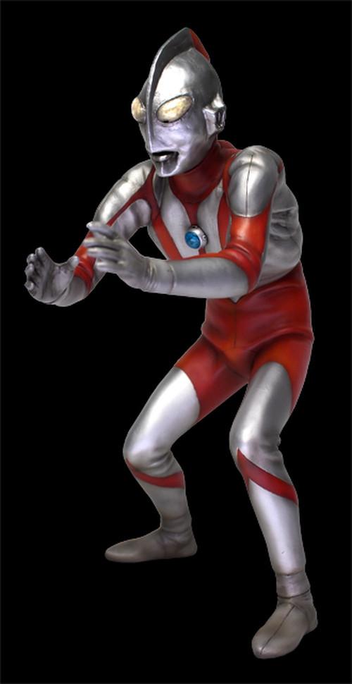 ウルトラマンAタイプ2.0    赤・ファイティングポーズVer.   匠(レジンキャスト製)