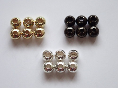 Brass Beads 25pcs /ブラス ビーズ 25個入