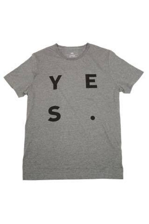 YES. SQUARE S/S TEE