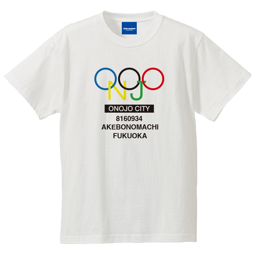 ジモティ 大野城市 全地域対応 Tシャツ