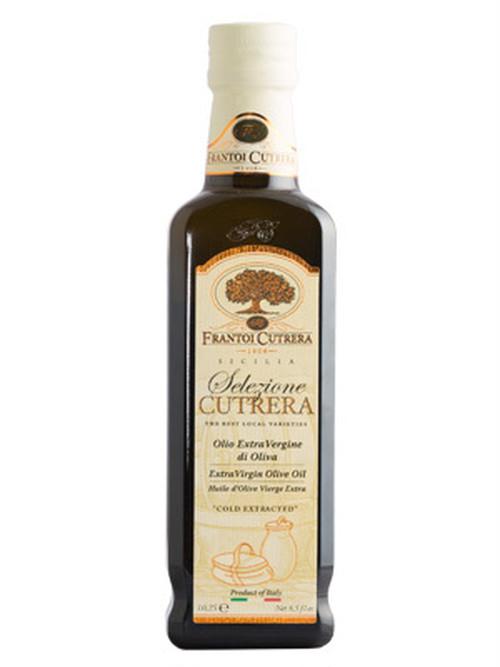 EXVオリーブオイル「Cutrera Selection」250ml