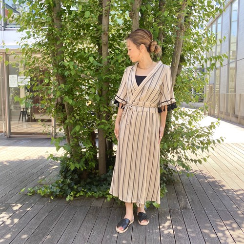 【Another Important Culture】KIMONO ワンピース