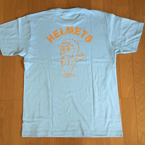 メットくんTシャツ(ライトブルー)