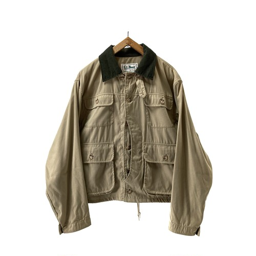 """〜80's """"L.L.BEAN"""" WARDEN TYPE JKT made in USA"""