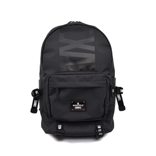 EXAMPLE x MAKAVELIC BACK PACK / BLACK