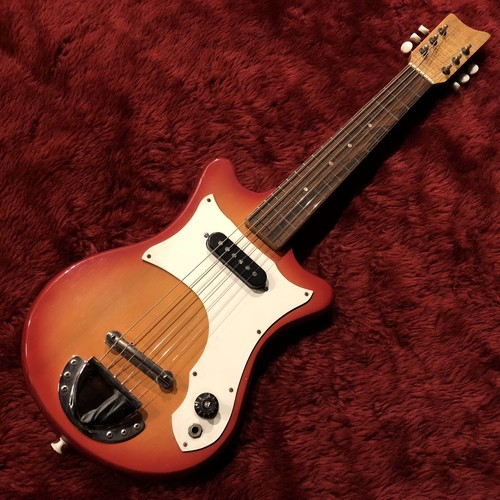 c.1960s-1970s ミニビザールギター 調整済み