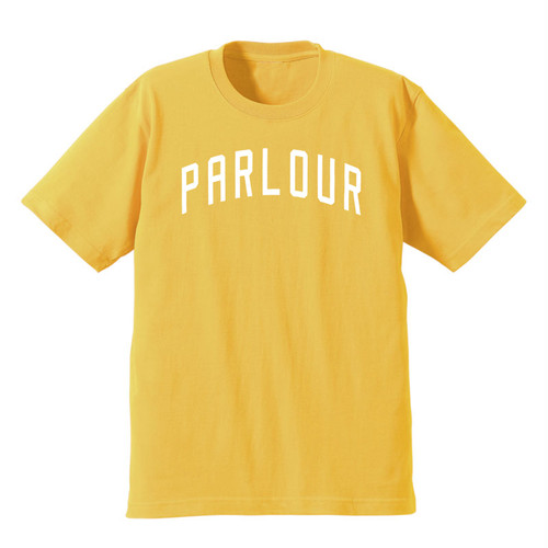 "JBP ORIGINAL "" PARLOUR TEE "" (YELLOW)"