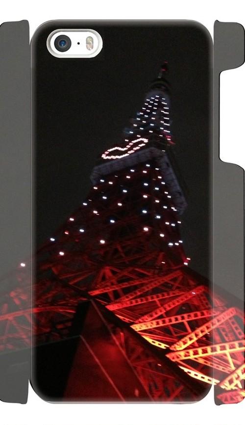 iPhone5/5s用ケース 東京タワー