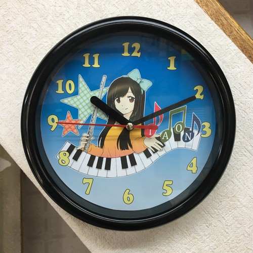 TAON(タオン)オリジナル時計 ブルー