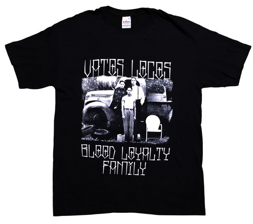 BLOOD in BLOOD out Loyalty Tee