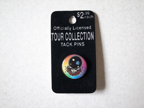 PINS / GRATEFUL DEAD (DEAD STOCK)