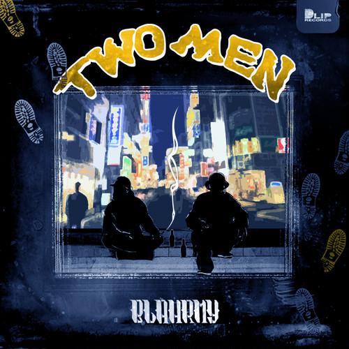 "【CD】BLAHRMY ""TWO MEN"""