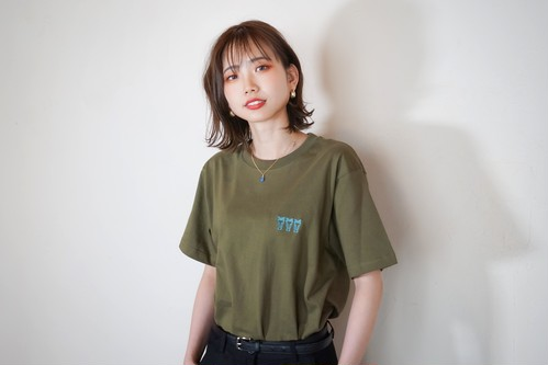T-shirt #04 khaki