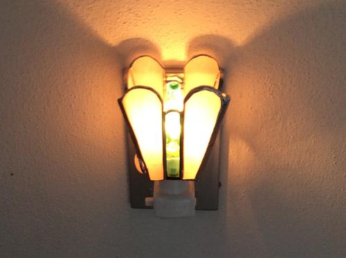 足元ランプ