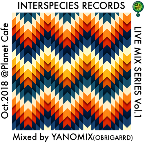 LIVE MIX SERIES Vol.1  Mixed by YANOMIX (OBRIGARRD)