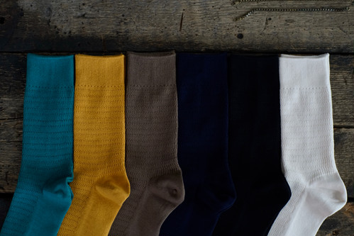【再入荷】RoToTo / COTTON THERMAL SOCKS