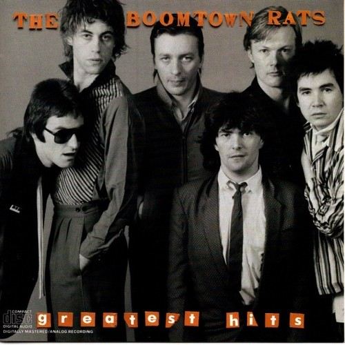 【CD・米盤】The Boomtown Rats / Greatest Hits