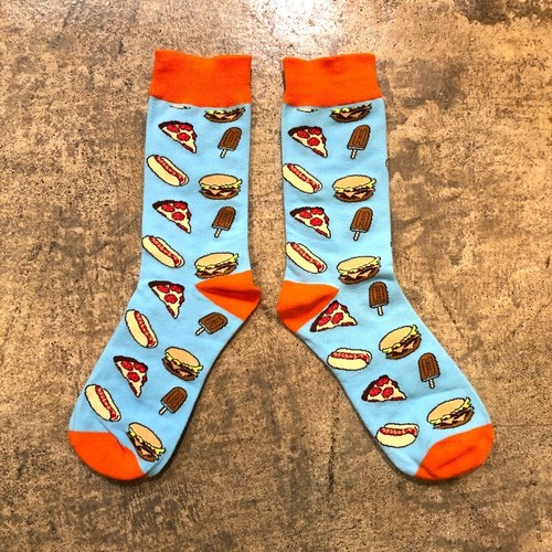 Graphical Sox    Color : Junk Food