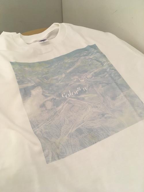【Deadstock】n/ Tシャツ「colors」