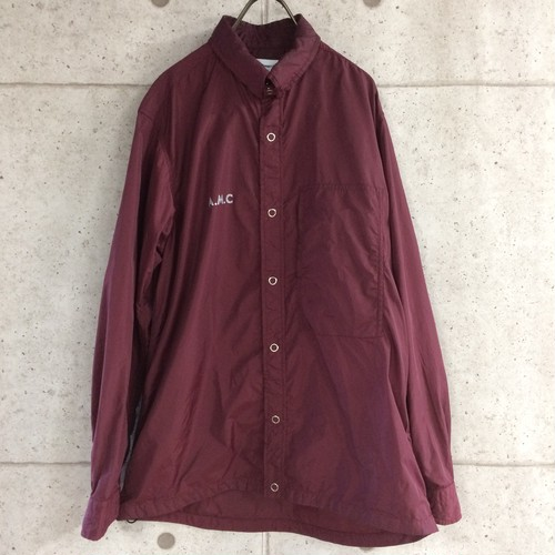 Mountain Research 定価27000円 ナイロンジャケット size:L