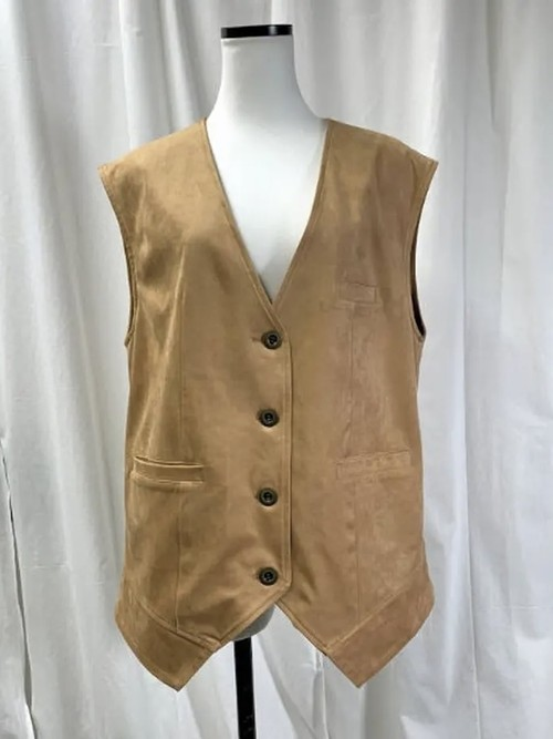 【PROVOKE POP UP STORE】 FAKE SUEDE VEST