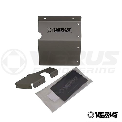 VERUS ENGINEERING(VELOX):A0217A-S・ヴェルスエンジニアリング・TOYOTA・SUPRA・スープラ(A90)タービンヒートガード・シルバー