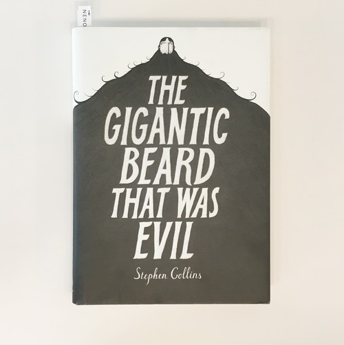 【古書】洋書 The Gigantic Beard That Was Evil
