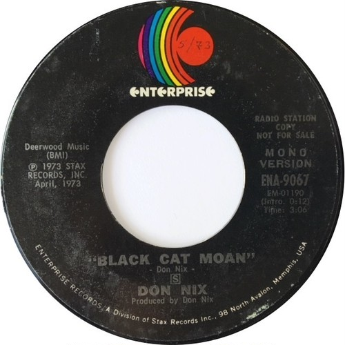 Don Nix ‎– Black Cat Moan