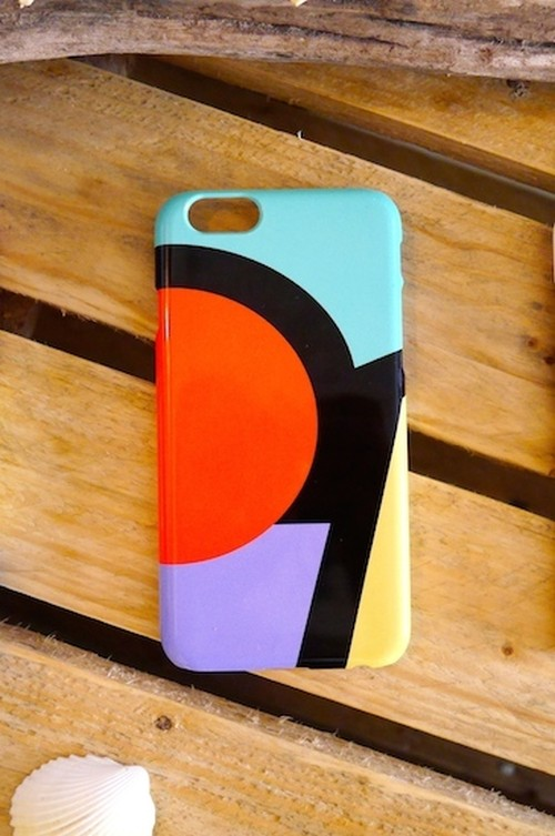★70%OFF★Color block iPhone6ケース from UK