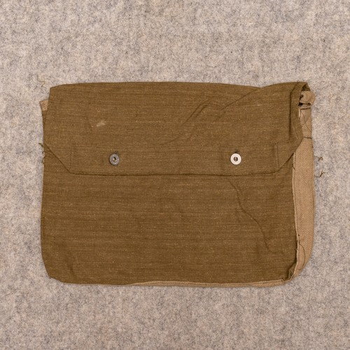 FRENCH MILITARY BREAD BAG DEADSTOCK
