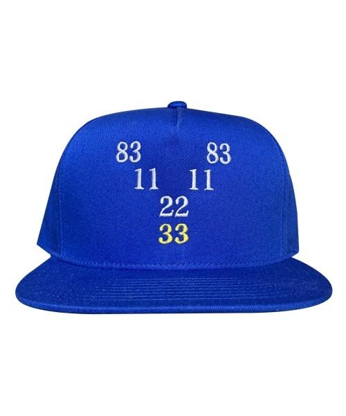 WANNA Y-Gnom Cap BLUE