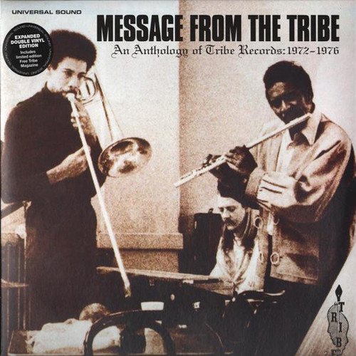 Various / Message From The Tribe (An Anthology Of Tribe Records: 1972-1976) (2LP)