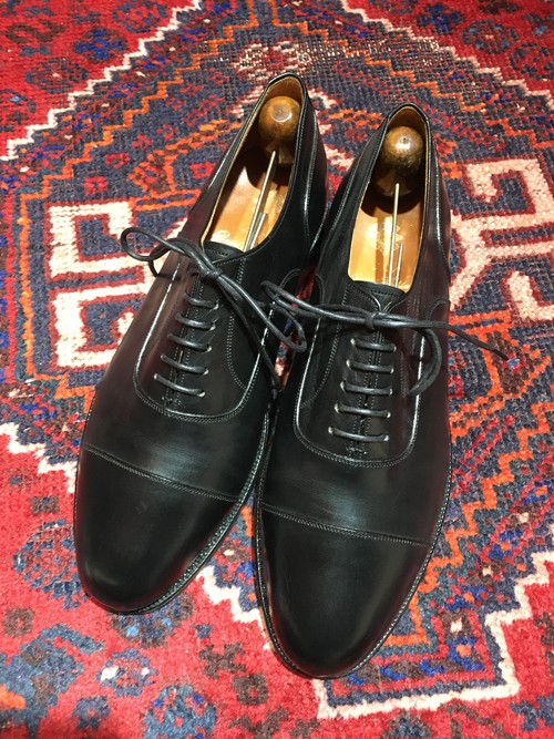 .42nd ROYAL HIGHLAND LEATHER STRAIGHT TIP SHOES/42ndロイヤルハイランドレザーストレートチップシューズ 2000000031347