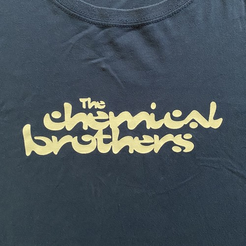 00s The chemical brothers | logo tee