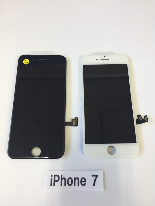 iPhone 7  修理用 フロントディスプレイガラス+液晶(LCD)+タッチパネル