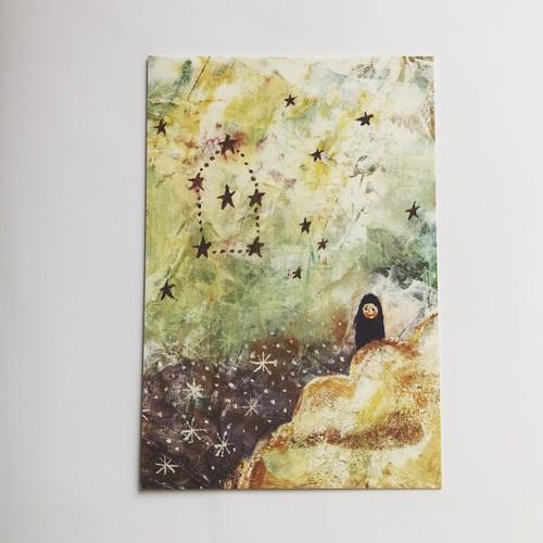 ポストカード「聖座」