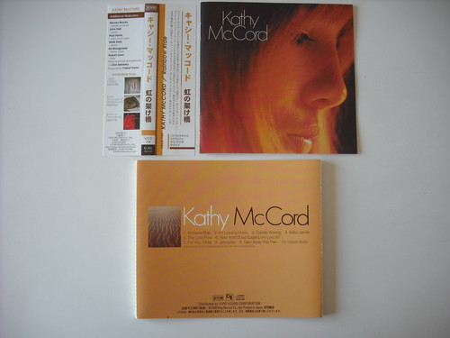 【CD】KATHY McCORD