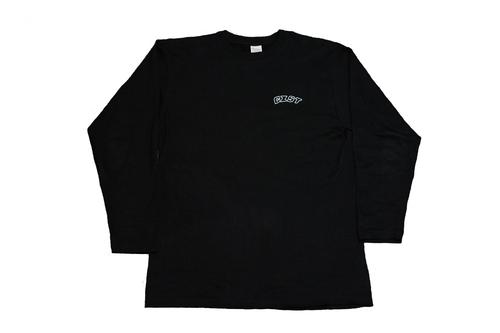 """""""CZST"""" logo long sleeve T-shirt"""