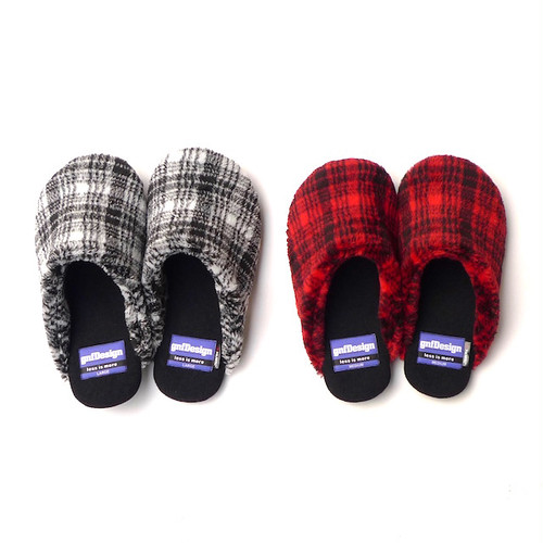 Gallery1950/THRMAL PRO High Loft Check Room Slippers