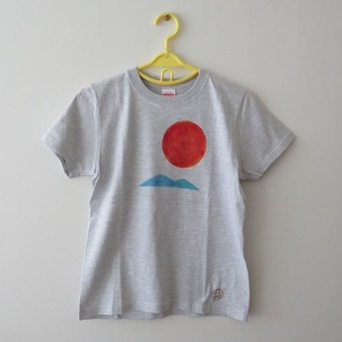 ハートのアートTシャツ キッズ150
