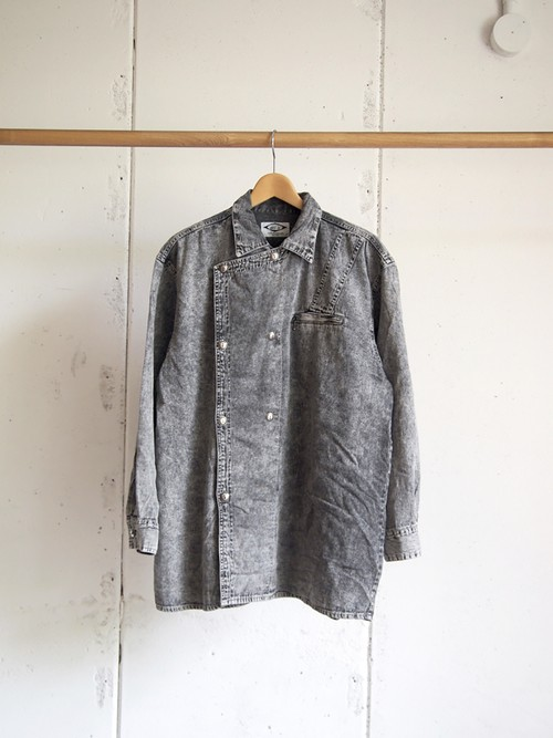 USED, Denim shirts