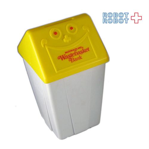 マクドナルドランド貯金箱ゴミ箱