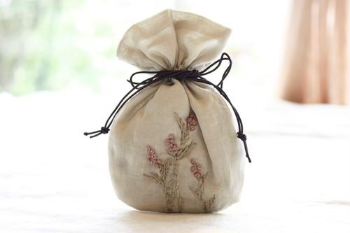 【木の花】ラベンダーのサシェ