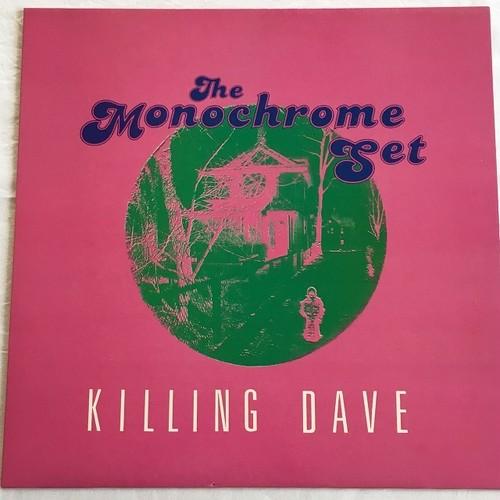 【12inch・仏盤】The Monochrome Set / Killing Dave