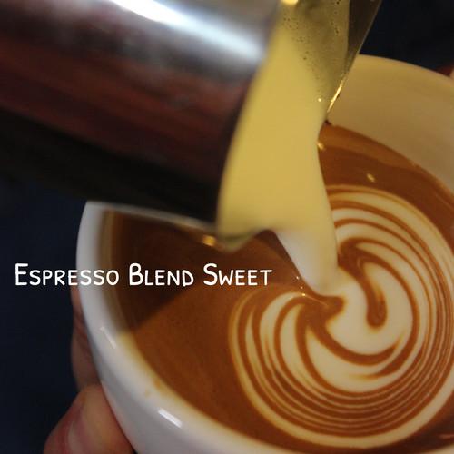 Espresso Blend Sweet 1kg 送料込