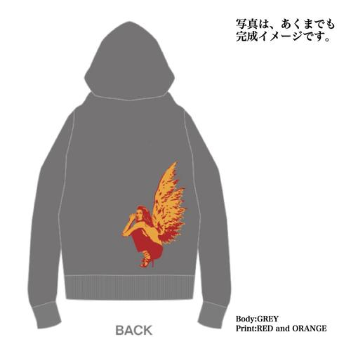 Datenshi hoodie Ver.GREY 【期間限定/完全受注予約生産商品】