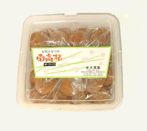 白干梅 500g (お徳用)