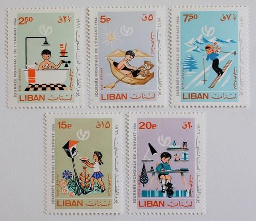 子どもの日 / レバノン 1966